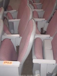 Lot of 9 Theater/Stadium Seats