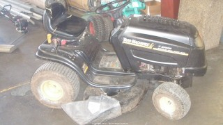 Yard Machines Riding Mower