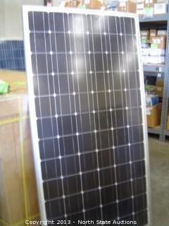 2 Solar Module Panel, 170 Watt