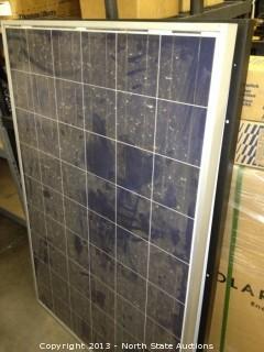 1 Solar Module Panel, 205 Watt