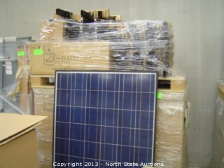 Yes! Energy Series Complete Solar Kit, 5 Kw, with inverter.