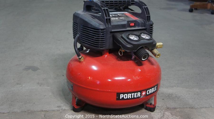 porter cable 30 gallon air compressor manual