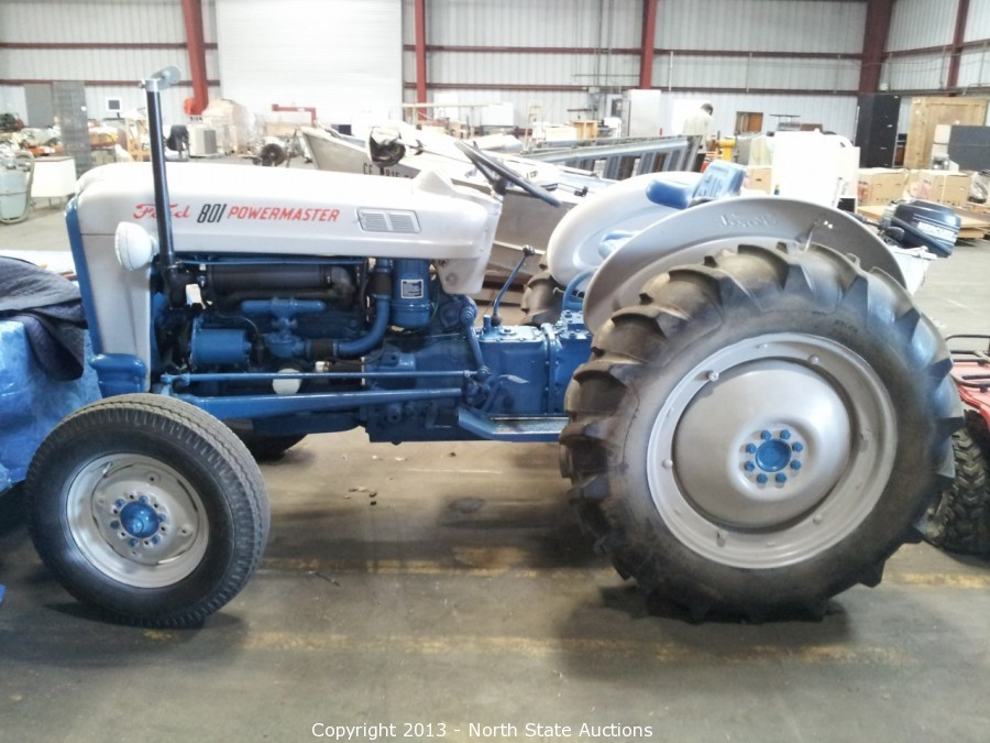Ford Powermaster Tractor : North state auctions auction midsummer dream