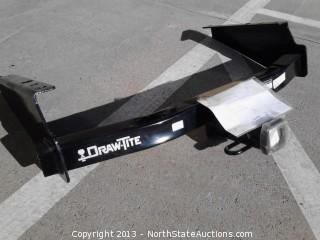 Draw-tite Trailer Hitch, 8,000lb cap, 97 - 04 F-150/F-250 Models.