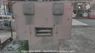 U.S. Government Communication Shelter S-208, Pick-up Size, Pre-Owned