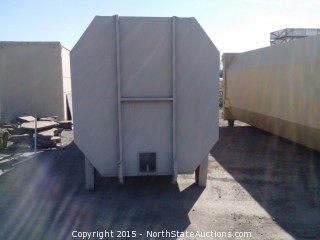 Commercial Trash Compactor, 30 yard.