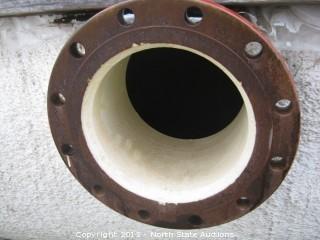 Ron Hanson Jr. Insulated Pressurized Hot Water Storage Tank