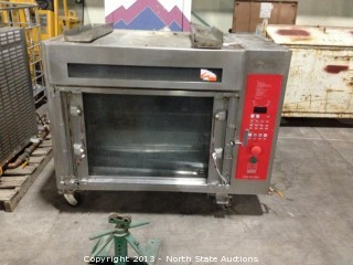 Hardt Inferno 3000 Stackable Double Rotisserie Oven