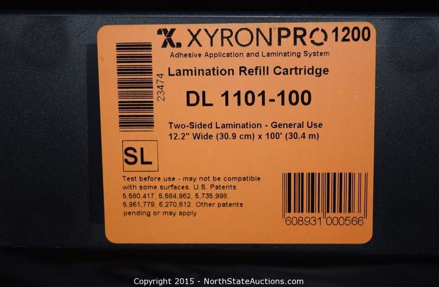 xyron 1200 machine