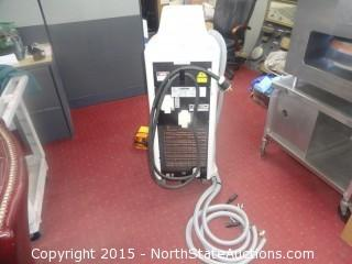 """Laserscope Gemini Laser 0010-1090 """" 2005 """" W/ 2 Hand Pieces, Electrodes,Magnifying Head Gear"""
