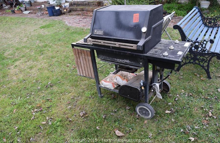 North state auctions auction yuba city estate for Weber grillburste