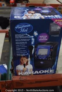 american idol kareoke machine