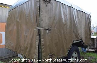 Military Food Wagon