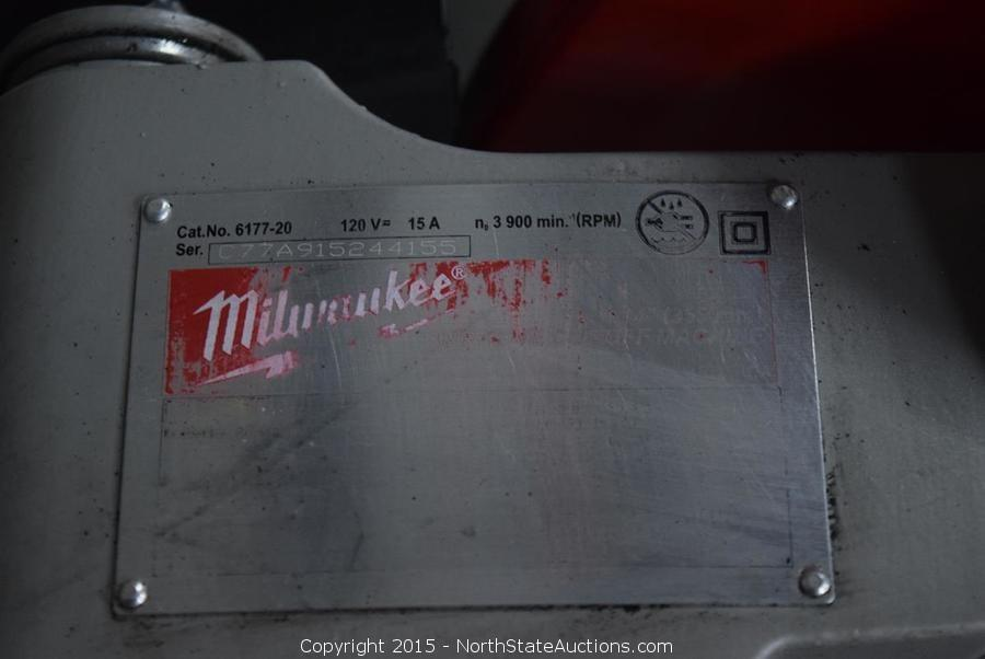 milwaukee 14 cut machine