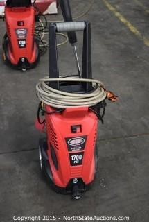 Simpson Electric Power Washer