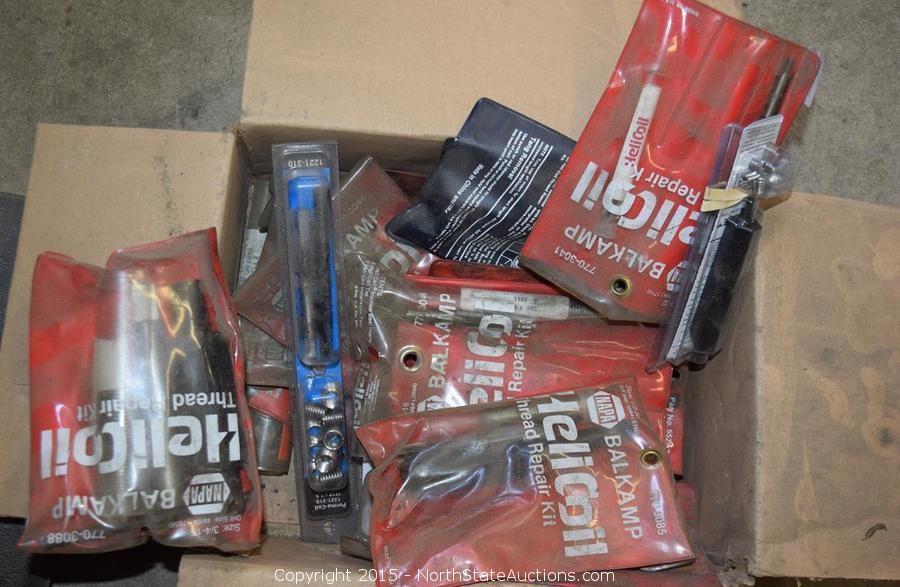 helicoil spark plug kit instructions