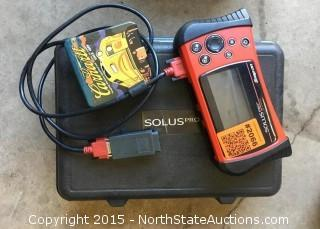 Snap-On Solus Pro Scanner and More