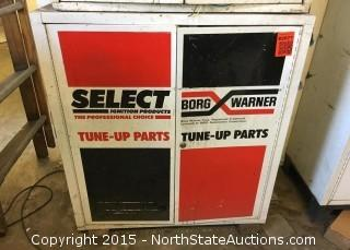 Select Igition Products Tool Cabinet