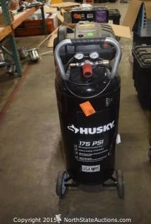 Husky 20-Gallon Portable Air Compressor