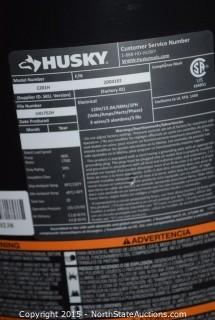 Husky 20-Gallon Portable Air Compressor