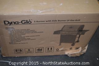 Dyna-Glo 5-Burner Gas Grill