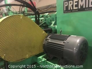 Premier Gear Lathe VL-61 for Wood Burl Veneer Cutting
