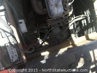 """""""12k"""" Toyota Rough Terrain Forklift"""