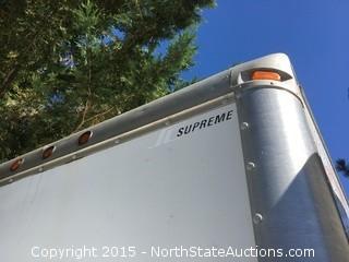 GMC  1 Ton Box Truck