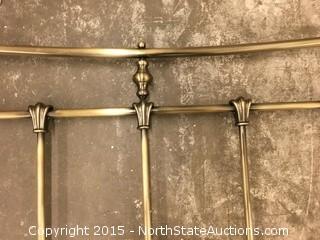 Leighton Metal Headboard
