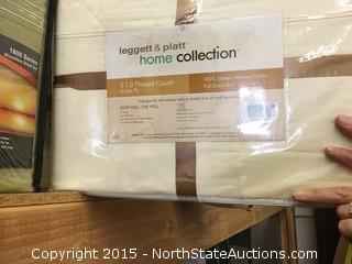 Sheet sets & Pillow