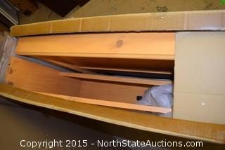 Captain Full Bed Footboard, Headboards