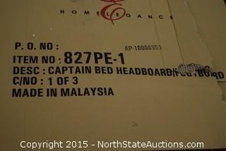 Captains Bed Set