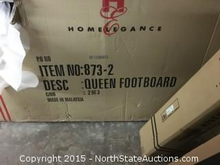 Miscellaneous Headboards, Footboards