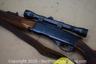 Remington Woodmaster 243