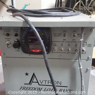 Avtron Freedom Load Bank 100kw