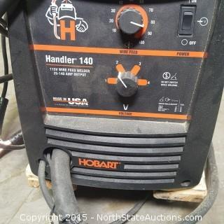 Hobart Wired Welder