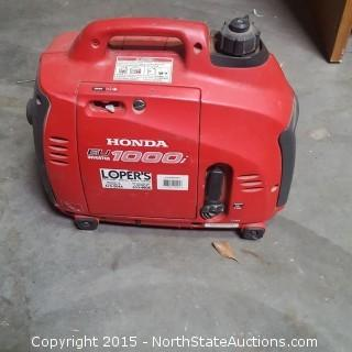 Honda EU Inverter Generator 1000