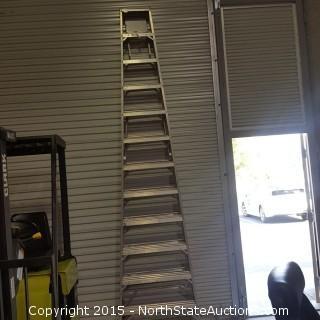 12' Aluminum Ladder