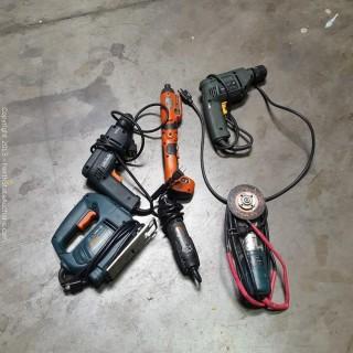 Bosch, Black & Decker Power Tools