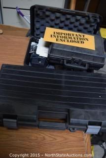 Pocket Tach Kit, Top Trak Flow Meter