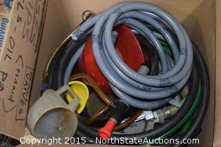 Air Pumps, Blowers, Misc. Tubing