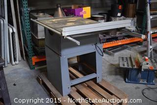 Rockwell Delta Table Saw