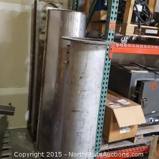 Large Metal Flanges