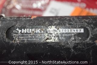 Husky Vibration-dampened Medium Stroke Air Hammer