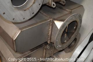 Stainless Steel Shells for Catalytic Converters