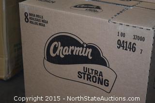 Charmin Ultra Strong Mega toilet paper