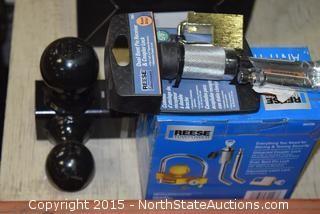 Hitch, Anti-Theft Lock Kit