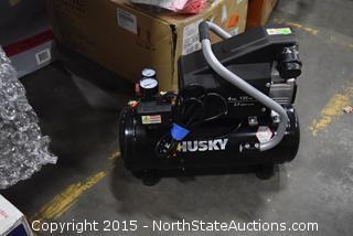 Husky 4-Gallon Air Compressor