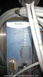 National Instruments Fieldpoint Data Acquisition System