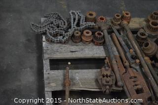 Tool & Dies, Hoist Chain, Misc. Tools